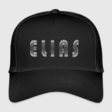 Birth Name Elias name first name Cool birth gift idea - Trucker Cap