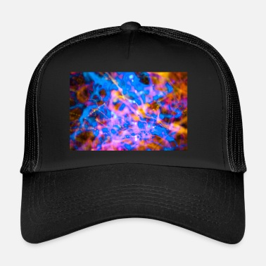 Psychedelic OR_PSYCHEDELICLIGHT_1 - Trucker Cap
