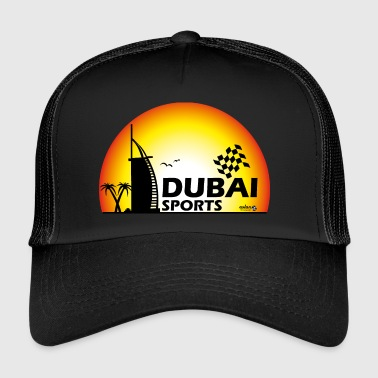 Dubai Sports3 - Trucker Cap