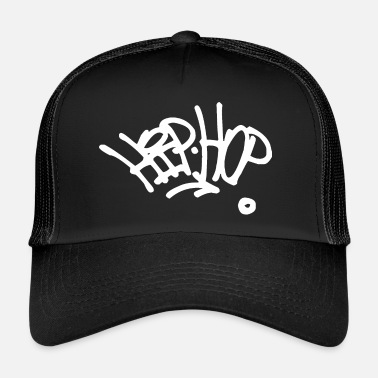 Old School Hip Hop hip hop - Trucker Cap