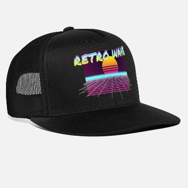 Retro Wave Retro Wave - Trucker Cap