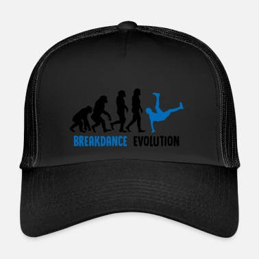 Breakdance ++ ++ Breakdance Evolution - Trucker Cap