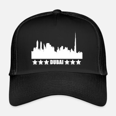 Dubai Dubai gift idea star holiday - Trucker Cap