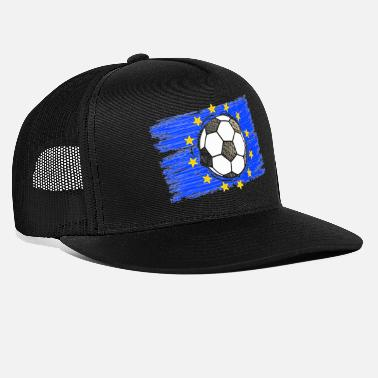 Soccer Football Europe (Europa) - Trucker Cap