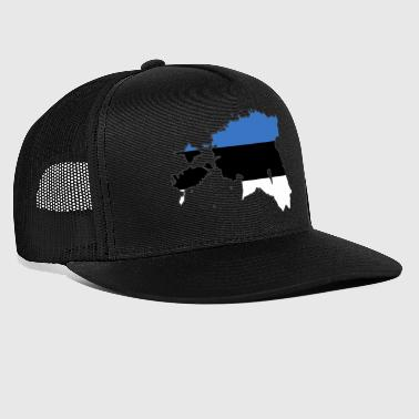 estonia - Trucker Cap