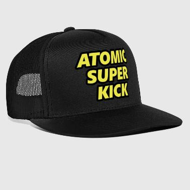 Atomic Super Kick - kernaanval - Trucker Cap