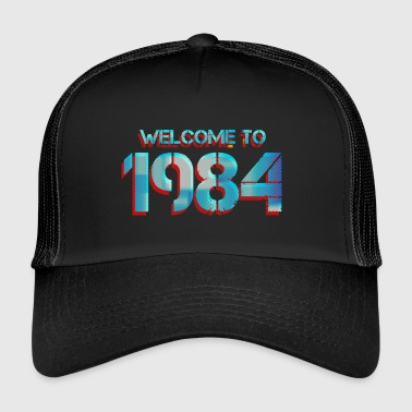 1984 DESTROY - Trucker Cap