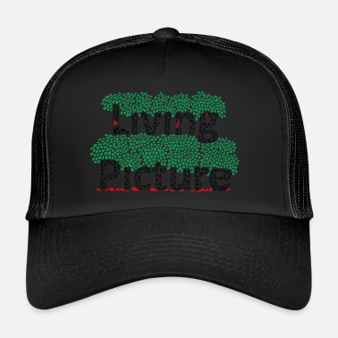 Picture Living picture - Trucker Cap