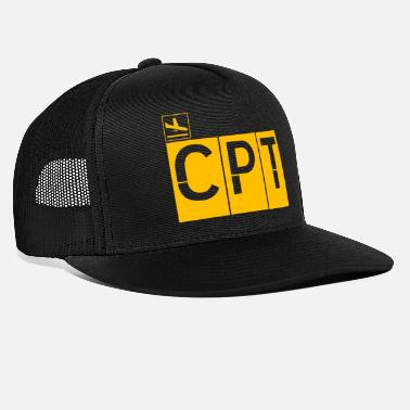 Wunderlust Destination - Cape Town - Trucker Cap