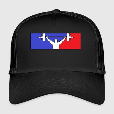 Major League Fitness - Trucker Cap
