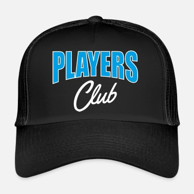 Bachelor Party Players club bachelor party JGA - Trucker Cap