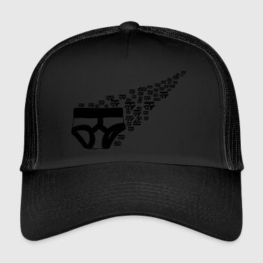 queue - Trucker Cap