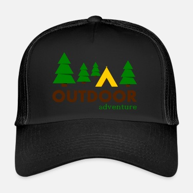 Outdoor Outdoor Adventure Camp - Trucker Cap