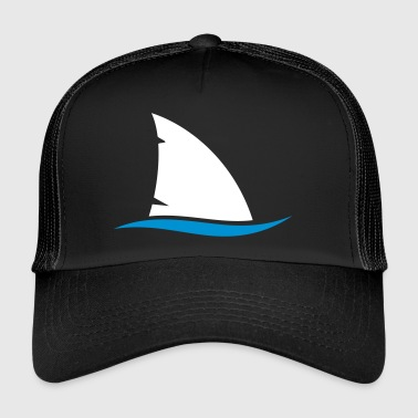 Shark fin - Trucker Cap
