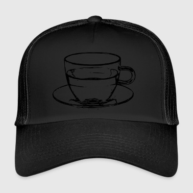 Tea Tea mug - Trucker Cap