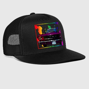 Voiture pimp Colorfull - Trucker Cap