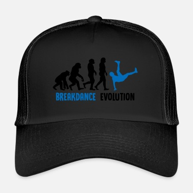 Breakdance ++ ++ Breakdance Evolution - Casquette trucker