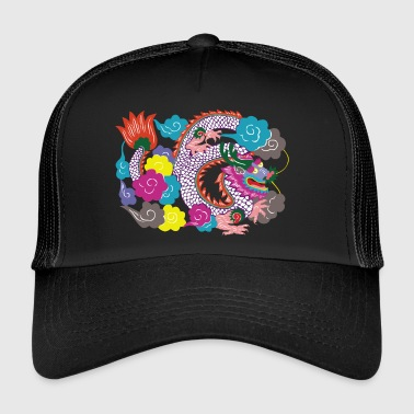 Dragon Japon - Trucker Cap