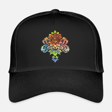 Emblema Emblema dell'acquerello - Cappello trucker