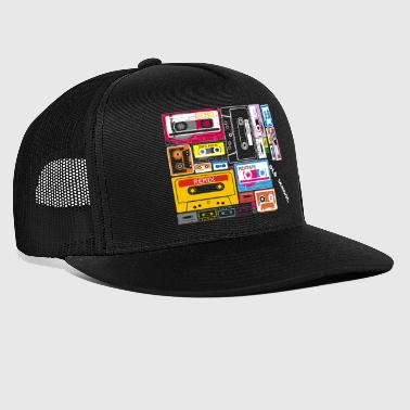 MIX TAPE - Trucker Cap