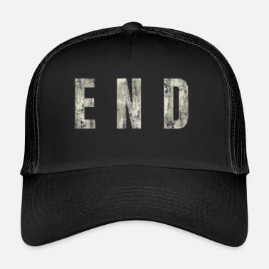 End END - The End - Trucker Cap