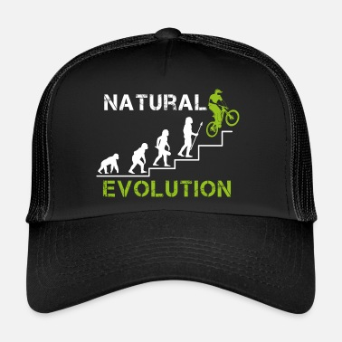 Downhill Downhill Evolution - Trucker Cap