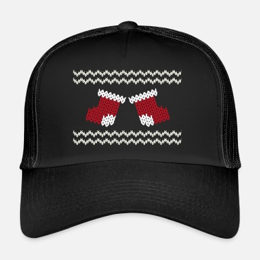 Nicolaus Nicolaus Ugly Christmas Sweater - Trucker Cap