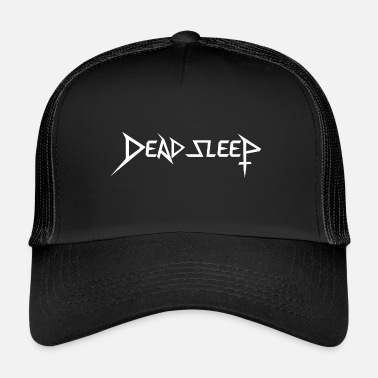 Thrash DEAD SLEEP - Trucker Cap