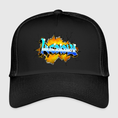 LENNY Graffiti - Trucker Cap