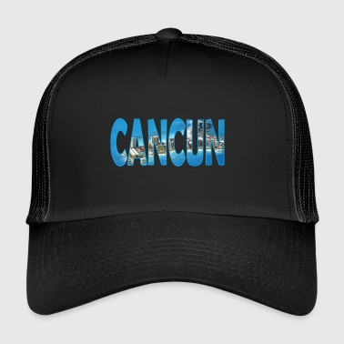 CANCUN MEXICO - Trucker Cap