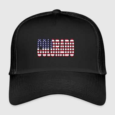 Colorado - Trucker Cap