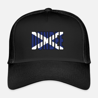 Scottish DUNDEE Scotland - Trucker Cap