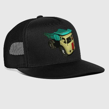 DDR tippers - Trucker Cap
