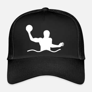 Sports Water Polo Water Polo Water Sports - Trucker Cap