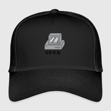 ordinateur - Trucker Cap