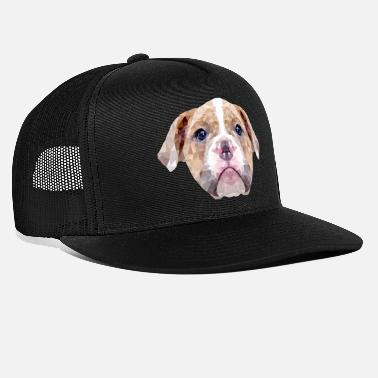 Polygon Bulldog Hund Polygon - Trucker Cap