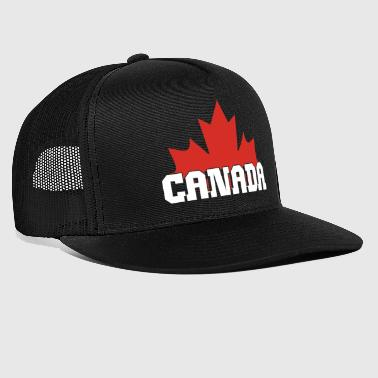Kanada Maple Leaf - Trucker Cap