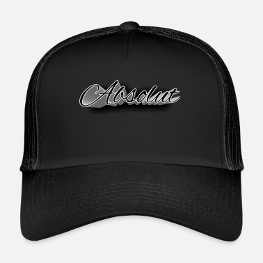 Noble Absolument noble - Trucker Cap