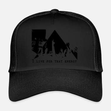Deejay Crowd Energy - Trucker Cap