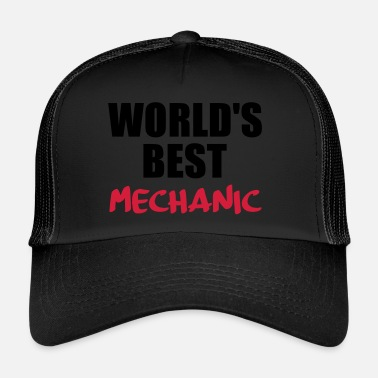 Mechanics mechanic - Trucker Cap