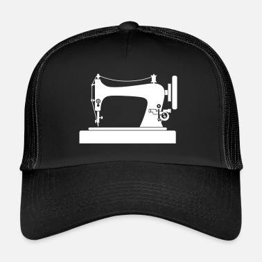 Shop Sewing Machine Caps Hats Online Spreadshirt Custom Cricket Sewing Machine
