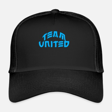 United hold United - Trucker Cap