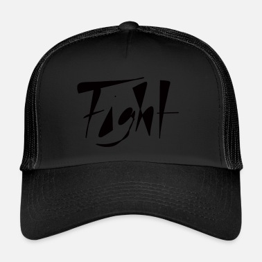 Fighter Fight - Trucker Cap