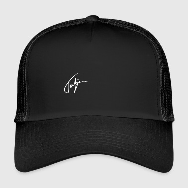 Tatiana in handwriting - Trucker Cap