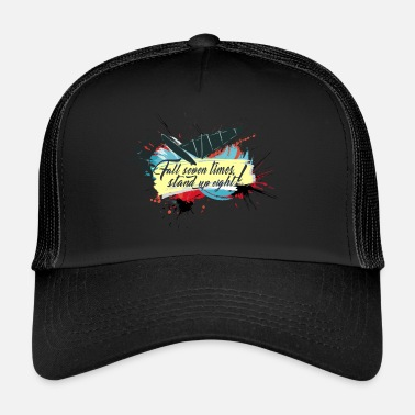 Surfeuse surfeur - Trucker Cap