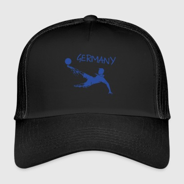 Scène de football - Trucker Cap