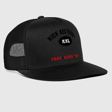 KICK ASS RUGBY-SPIELER - Trucker Cap