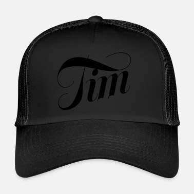 Tim Tim - Trucker Cap