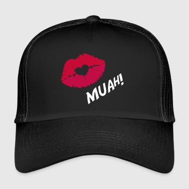 Kiss (kiss) - Trucker Cap