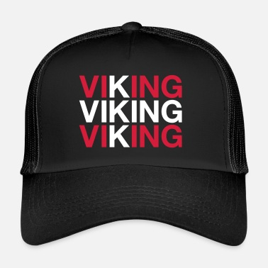 Danish VIKING - Trucker Cap